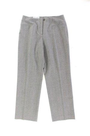 Toni Gard Hose Größe 40 gestreift grau aus Wolle