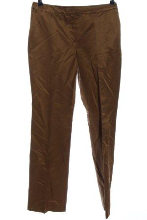Toni Gard Low-Rise Trousers brown casual look