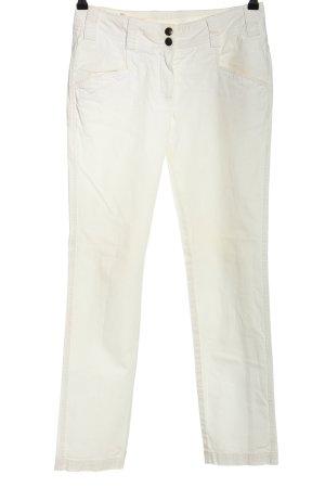 Toni Gard Straight-Leg Jeans weiß Casual-Look