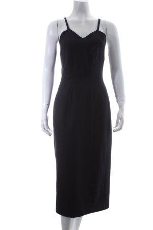 Toni Gard Trägerkleid schwarz klassischer Stil