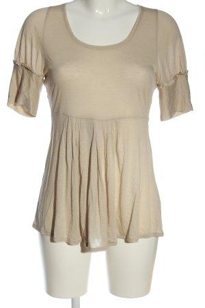 Toni Gard Boatneck Shirt cream casual look