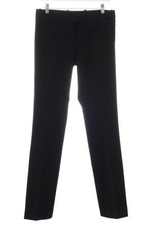 Toni Gard Wollhose schwarz klassischer Stil
