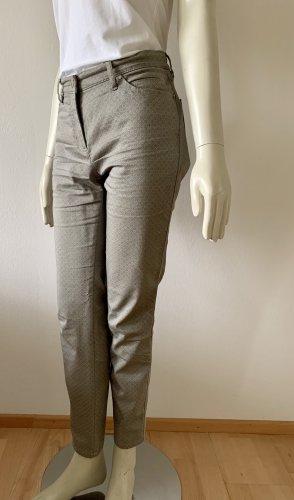 Toni Dress Jeans a sigaretta beige chiaro