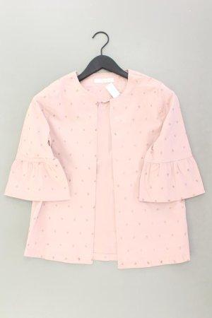 Toni Cappotto corto rosa chiaro-rosa-rosa-fucsia neon Cotone