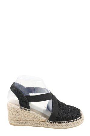 Toni Pons Pumps met sleehak zwart casual uitstraling