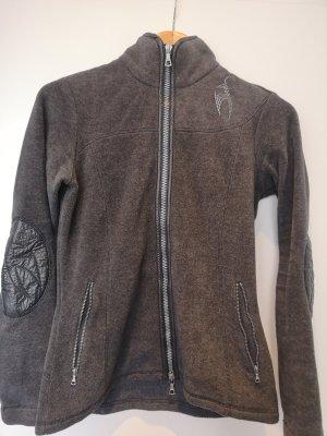 toni sailer Fleece Jackets dark grey