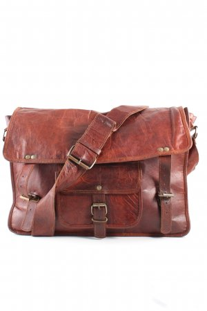 Toni Satchel brown flecked business style