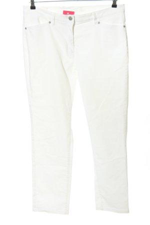 Toni Slim Jeans weiß Casual-Look