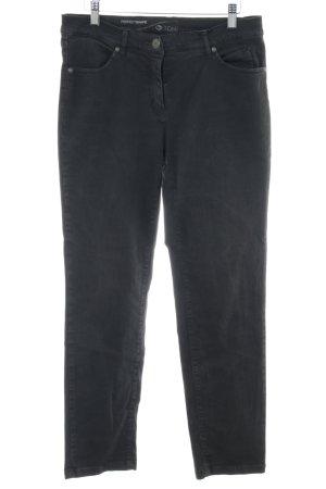 Toni Slim Jeans schwarz Casual-Look
