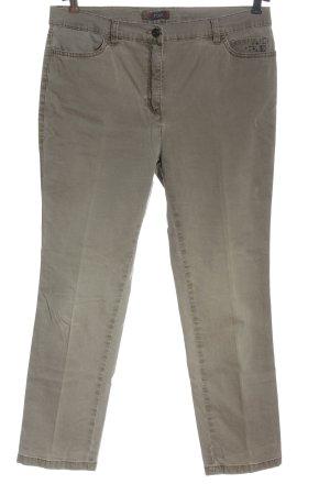 Toni Jeansy z prostymi nogawkami jasnoszary W stylu casual
