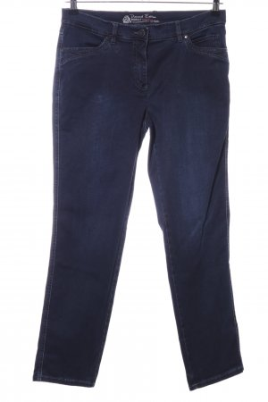 Toni Stretch Jeans blue casual look