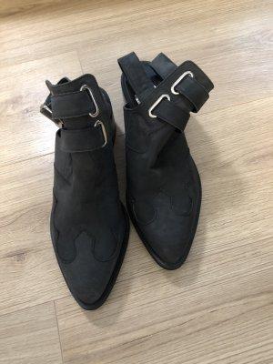 Tony Bianco Krótkie buty czarny