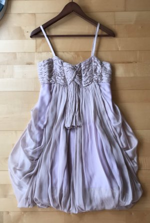 Tony Cohen Lilac Silk Dress