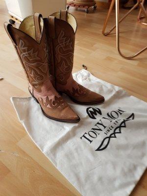 TONY MORA Boots Gr. 37
