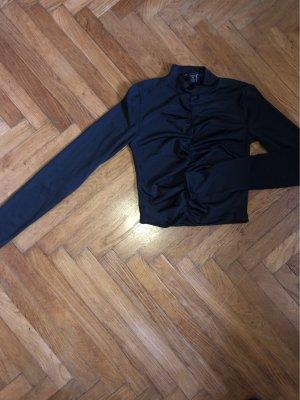 Amisu T-shirt court noir