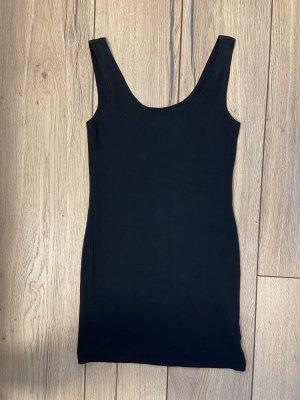 H&M Lange top zwart
