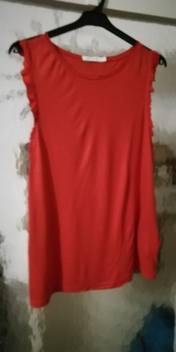 Frill Top red