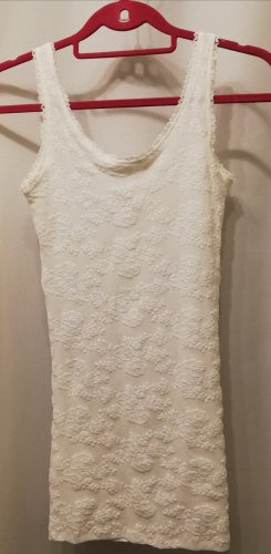 17&co Lace Top white