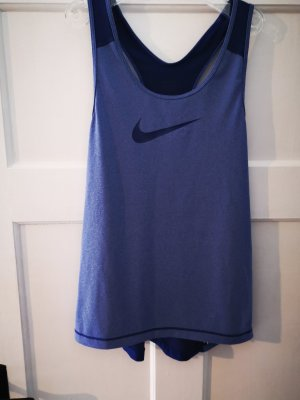 Nike Top deportivo sin mangas multicolor