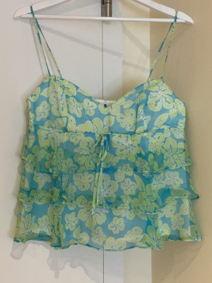 Spaghetti Strap Top turquoise-mint