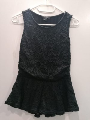 New Yorker Lace Top black