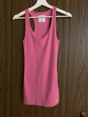 Abercrombie & Fitch Basic topje roze