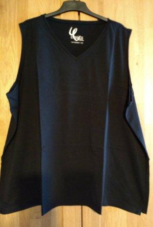 Ulla Popken Basic topje zwart