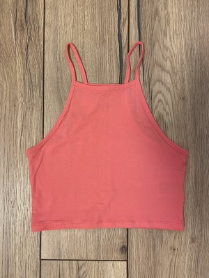 H&M Cropped top roze