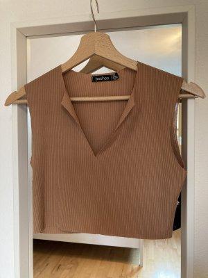 Bohoo T-shirt beige