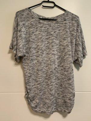 Basic Top light grey-grey