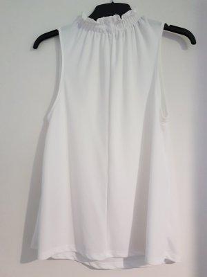Zara Top linea A bianco