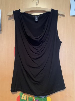 Top Ärmellose Bluse H&M