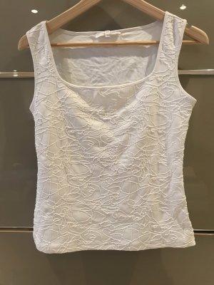 Anne Fontaine Hauts épaule nues blanc