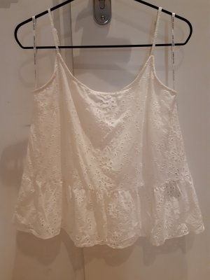 Noisy May A Line Top white