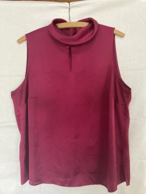 Gerry Weber Neckholder Top purple polyester
