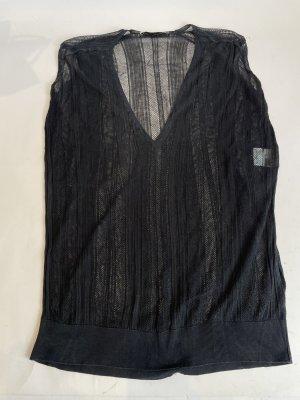 Top Balenciaga schwarz Gr. 36