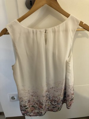 Clockhouse Blouse Top rose-gold-coloured-white