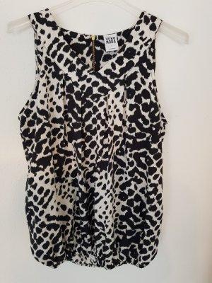 Top/Bluse mit animal print von Vero Moda in Größe S 36