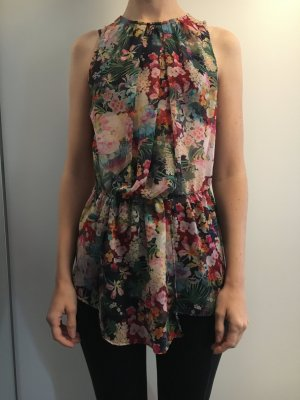 Top / Bluse mit Blumenprint