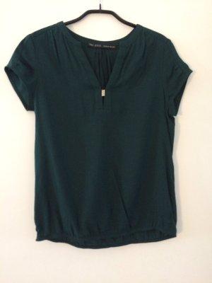 Top/Bluse mit raffiniertem Detail