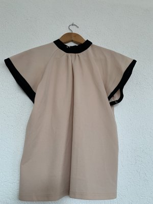Top bluse Rose Schleife