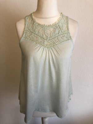 Others Follow Blouse Top mint-pale green