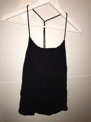 H&M Halter Top black