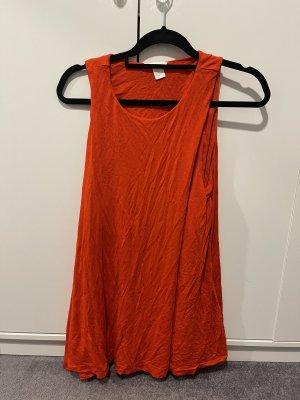 H&M Basic topje rood