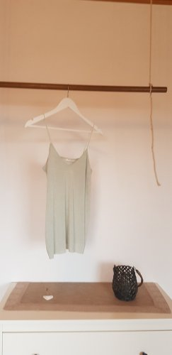 Pieces Basic Top sage green polyester