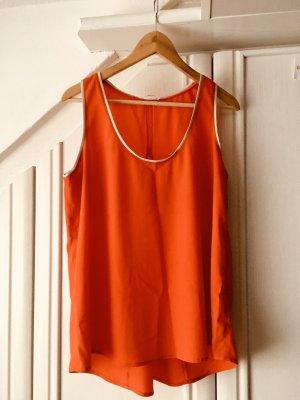 Promod Basic Top neon orange