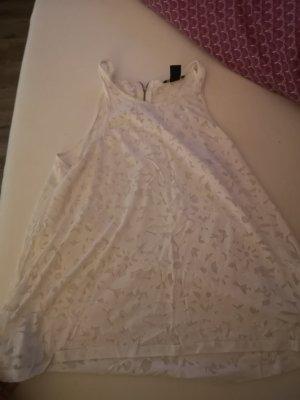 H&M Strappy Top white