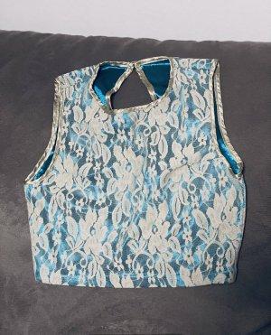Silk Top multicolored mixture fibre