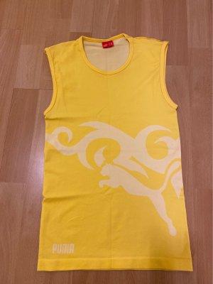 Puma Sporttop geel