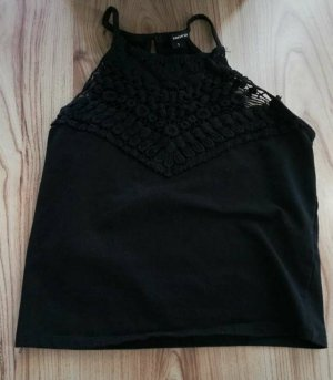 Taily Weijl Cropped Top black
